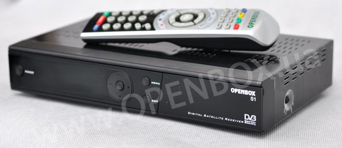 תמונות - OPENBOX S1 ממיר שיתופי לוויני מדריך ברוסית כולל תמונות 1